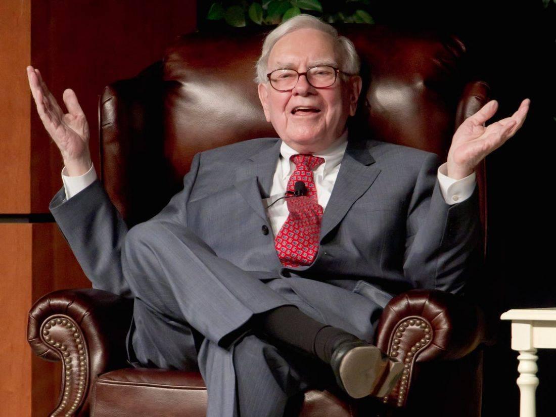 Tỷ phú Warren Buffet -Yeshouse