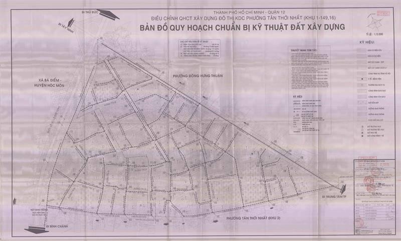 Bản đồ quy hoạch khu 1 - Yeshouse