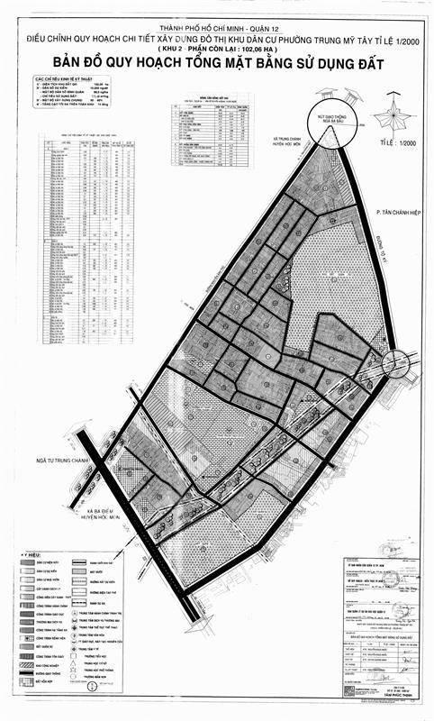 Bản đồ quy hoạch tổng mặt bằng sử dụng đất tại khu 2 - Yeshouse
