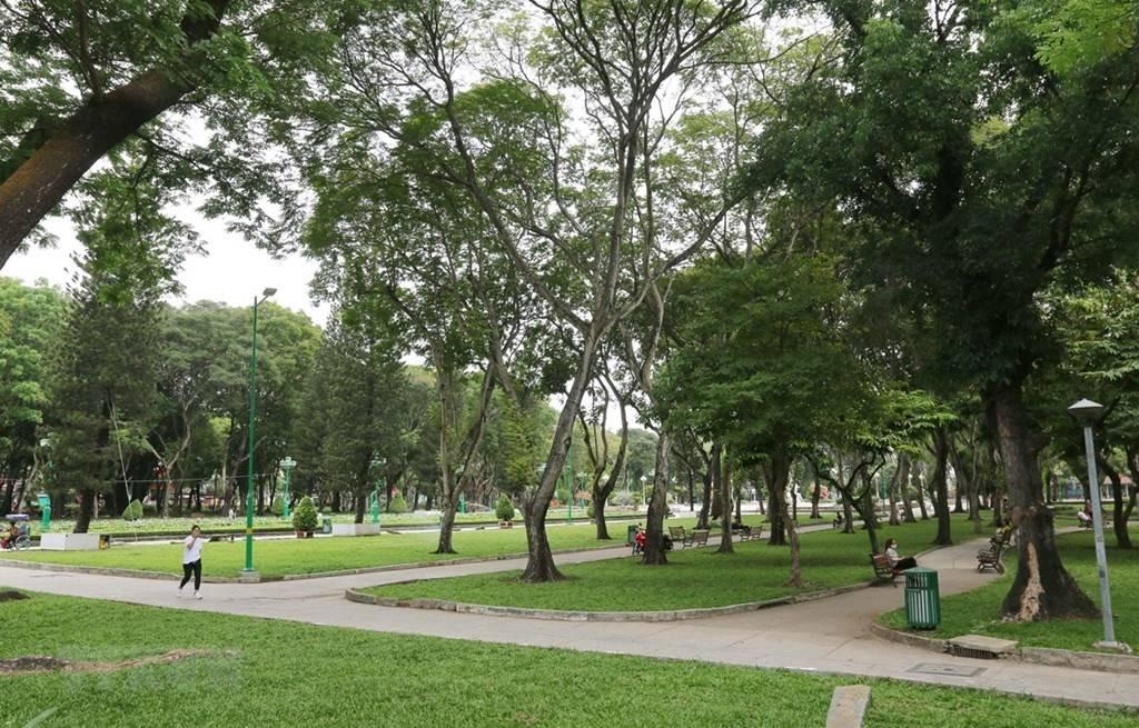 Công viên cây xanh được ưu tiên đầu tư xây mới tại phường Hiệp Thành - Quy hoạch phường Hiệp Thành - Yeshouse