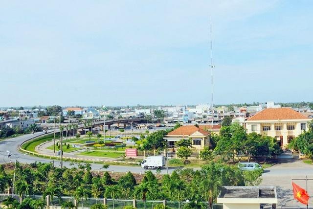 Tiềm năng phát triển đô thị của huyện Đức Hoà
