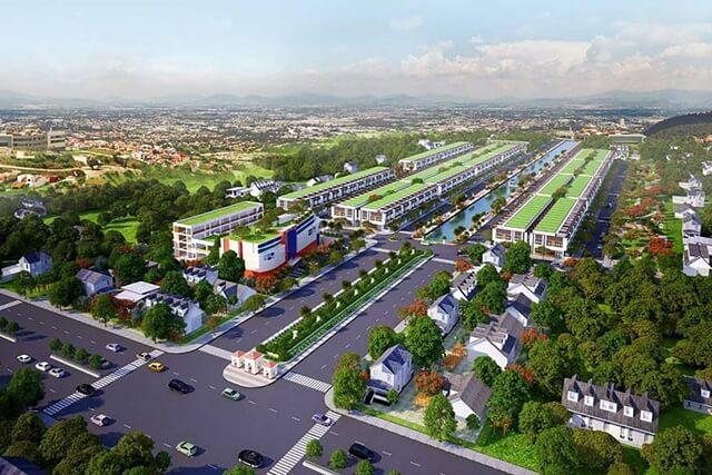 KDC Tân Đức thúc đẩy thị trường bất động sản Đức Hoà, Long An