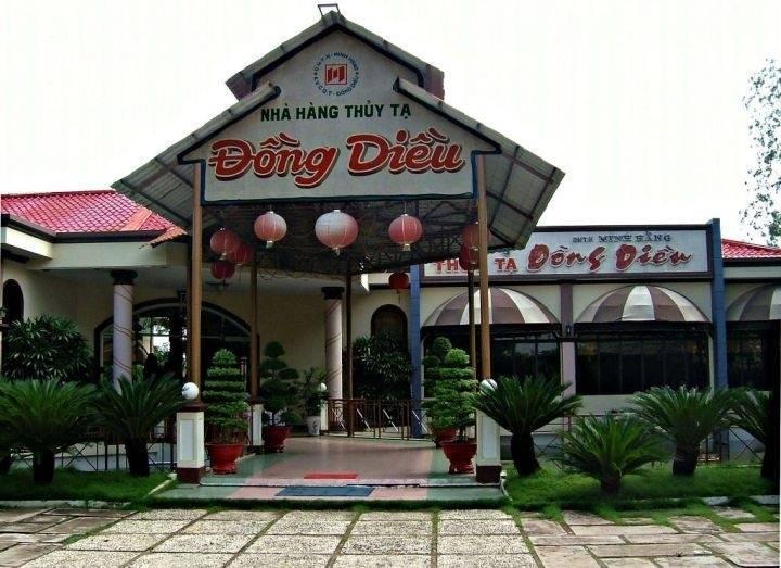 Khu vui chơi giải trí Đồng Diều nằm tại phường 4 quận 8 - Yeshouse