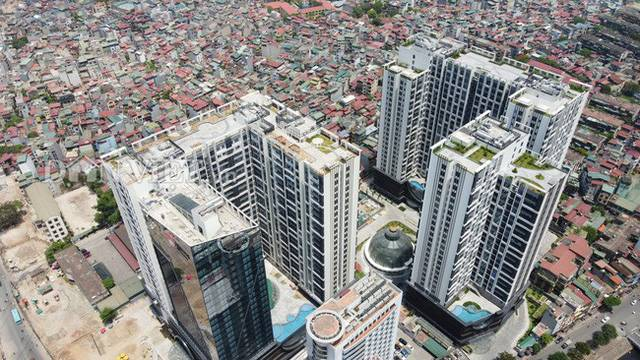 Dự án Hinode City 201 Minh Khai -Yeshouse