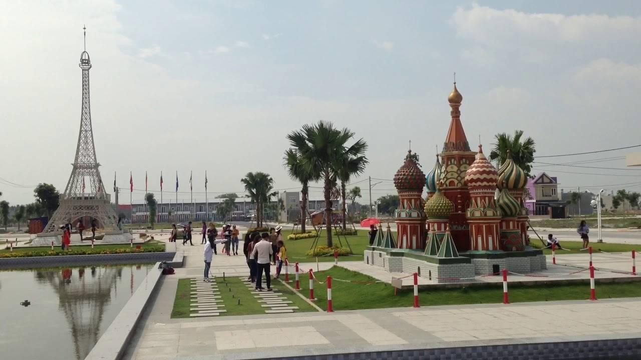 Khu du lịch bảy kỳ quan Đức Hòa, nằm trong kế hoạch quy hoạch của huyện Đức Hòa