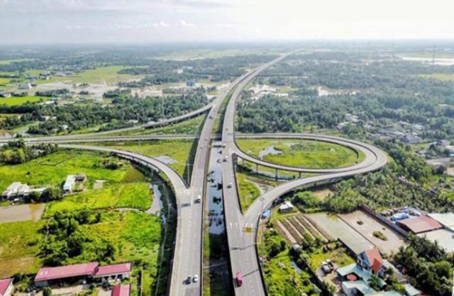Long An phát triển đồng bộ giao thông giai đoạn 2021 tạo điều kiện cho nhà đầu tư bán đất Đức Hòa
