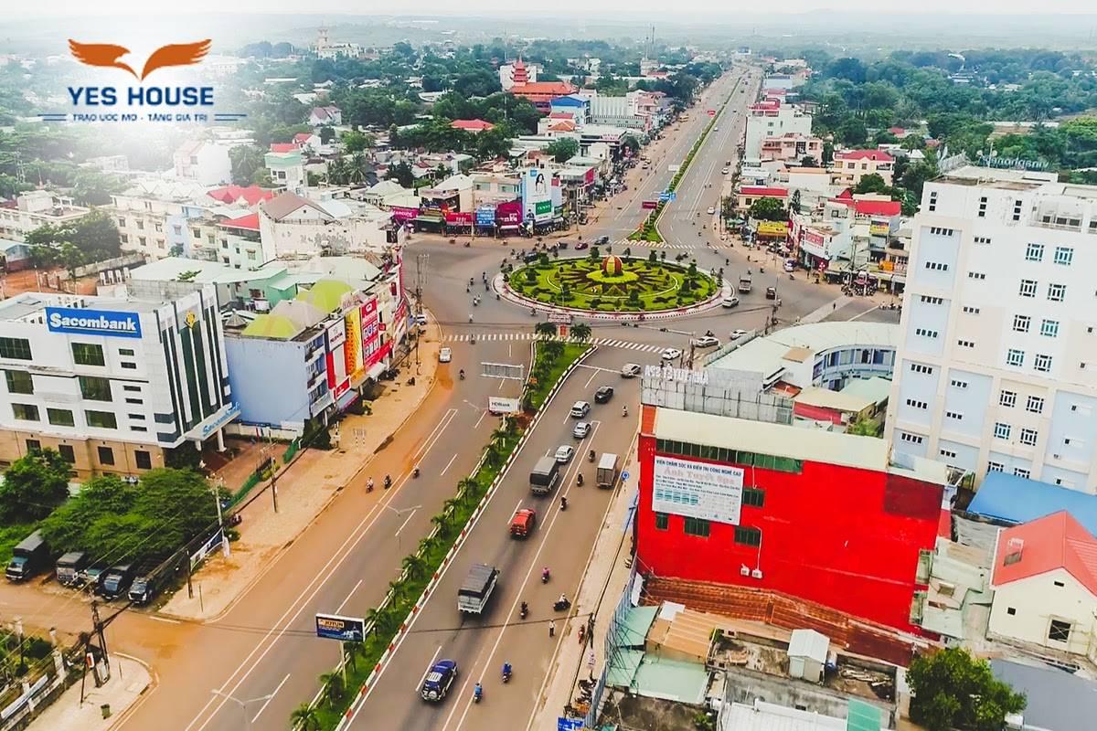 bản đồ quy hoạch tỉnh Bình Phước
