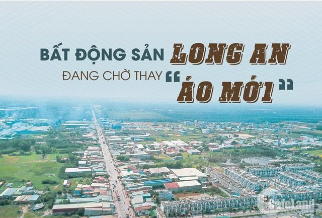 Bất động sản Long An phát triển nhờ tỉnh long an được đầu tư quy hoạch