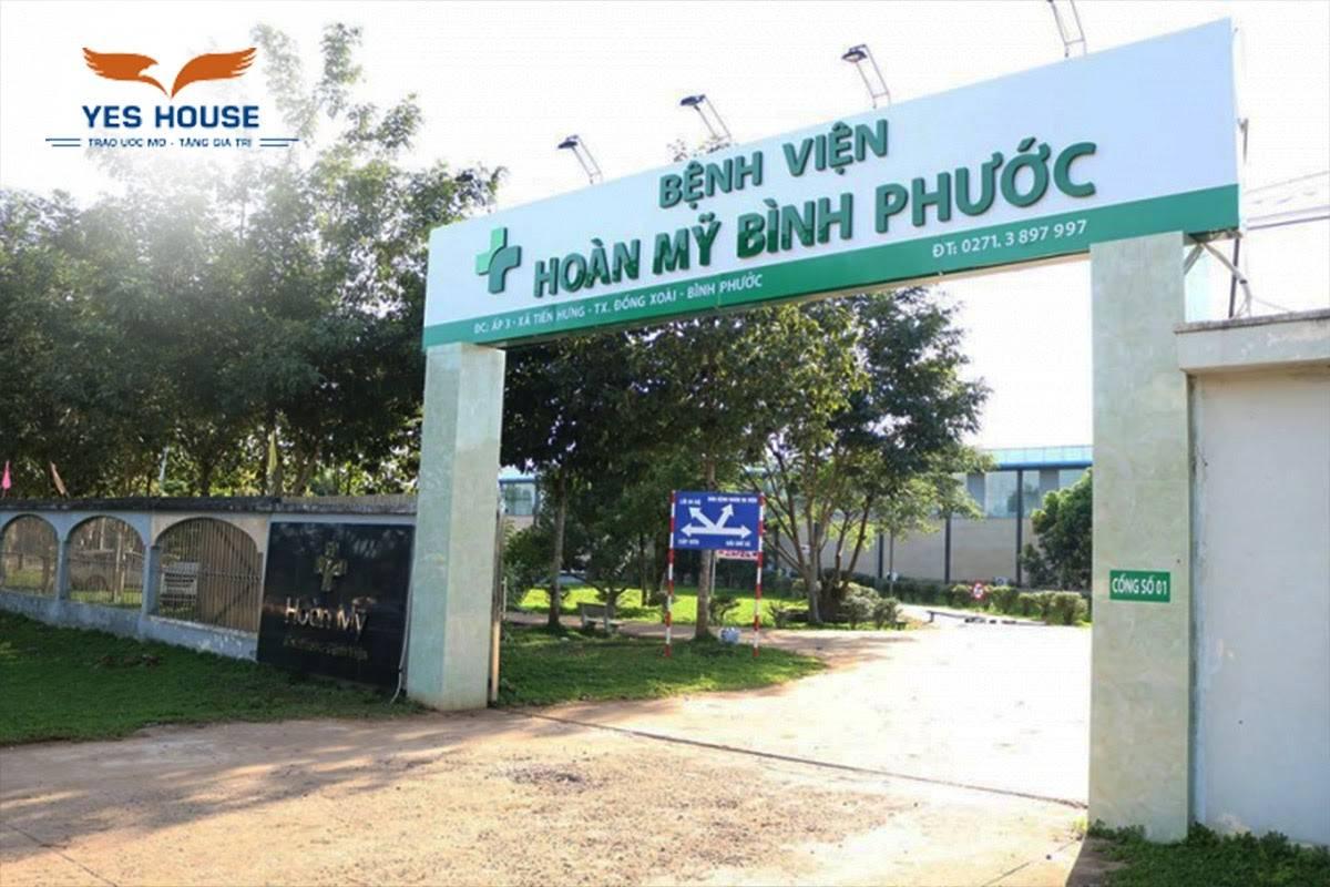 Bệnh viện Hoàn Mỹ Bình Phước