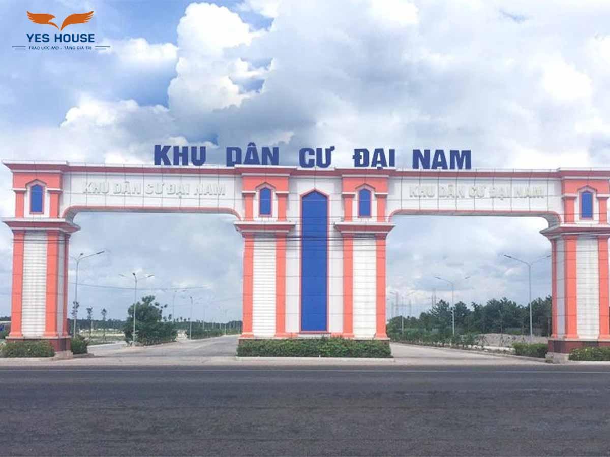 bán đất khu dân cư Đại Nam Chơn Thành