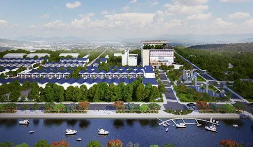 Dự án Metro City - Một trong những sản phẩm đất nền giá rẻ Đức Hòa được quan tâm hiện nay