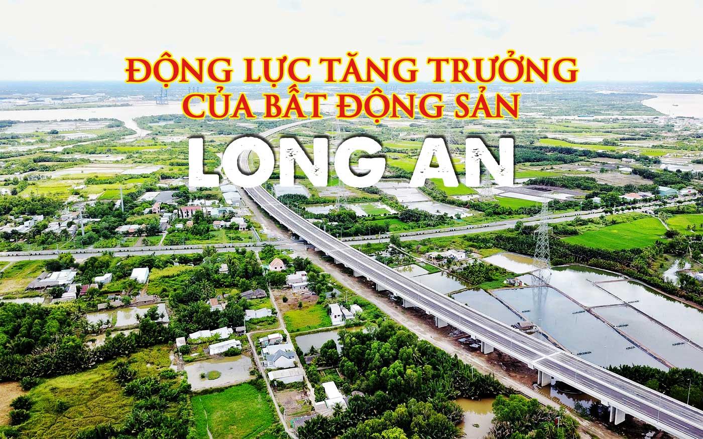 Long An sẽ tiếp tục tăng trưởng trong những năm tới