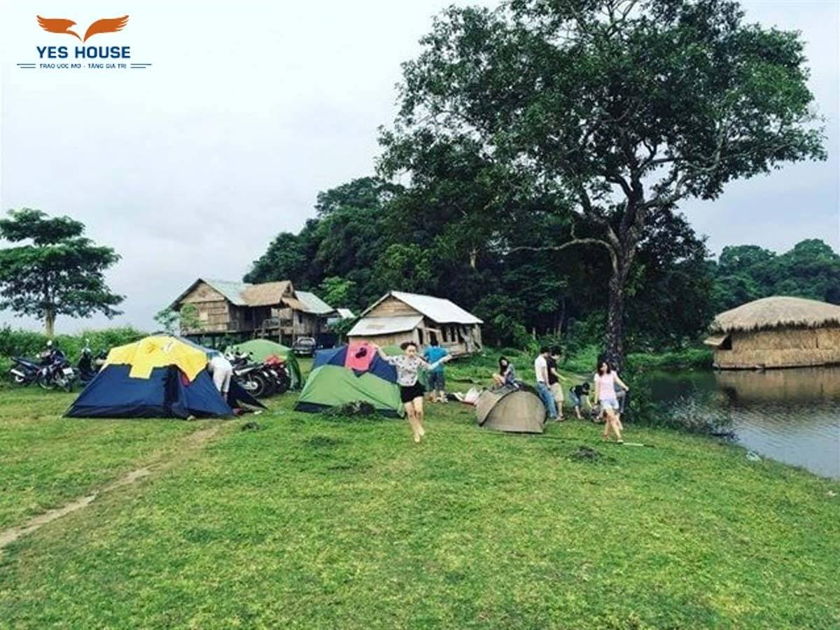 Địa điểm du lịch xung quanh huyện Chơn Thành