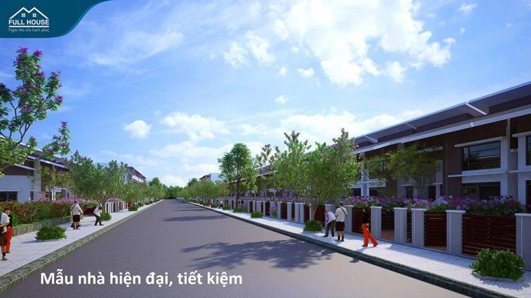đường nội bộ KDC Fullhouse