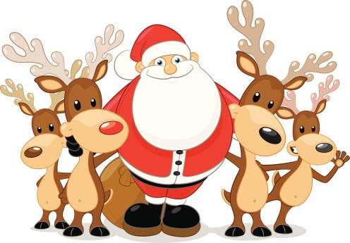 Sự tích ông già Noel  của ngày lễ Giáng Sinh