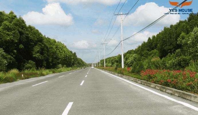 Đường Rừng Sác - tuyến huyết mạch quan trọng của huyện Cần Giờ, góp phần đưa huyện lên thành phố - Yeshouse