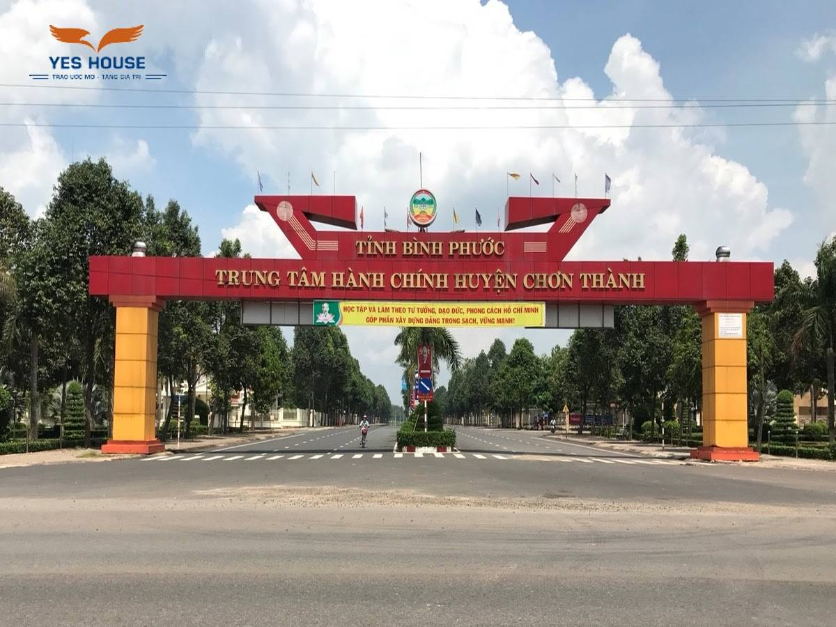 Huyện Chơn Thành