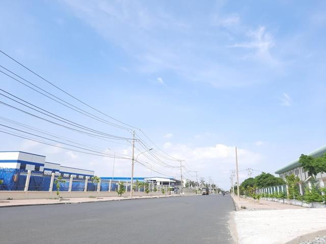KCN Tân Đô sở hữu nhiều lợi thế thành công