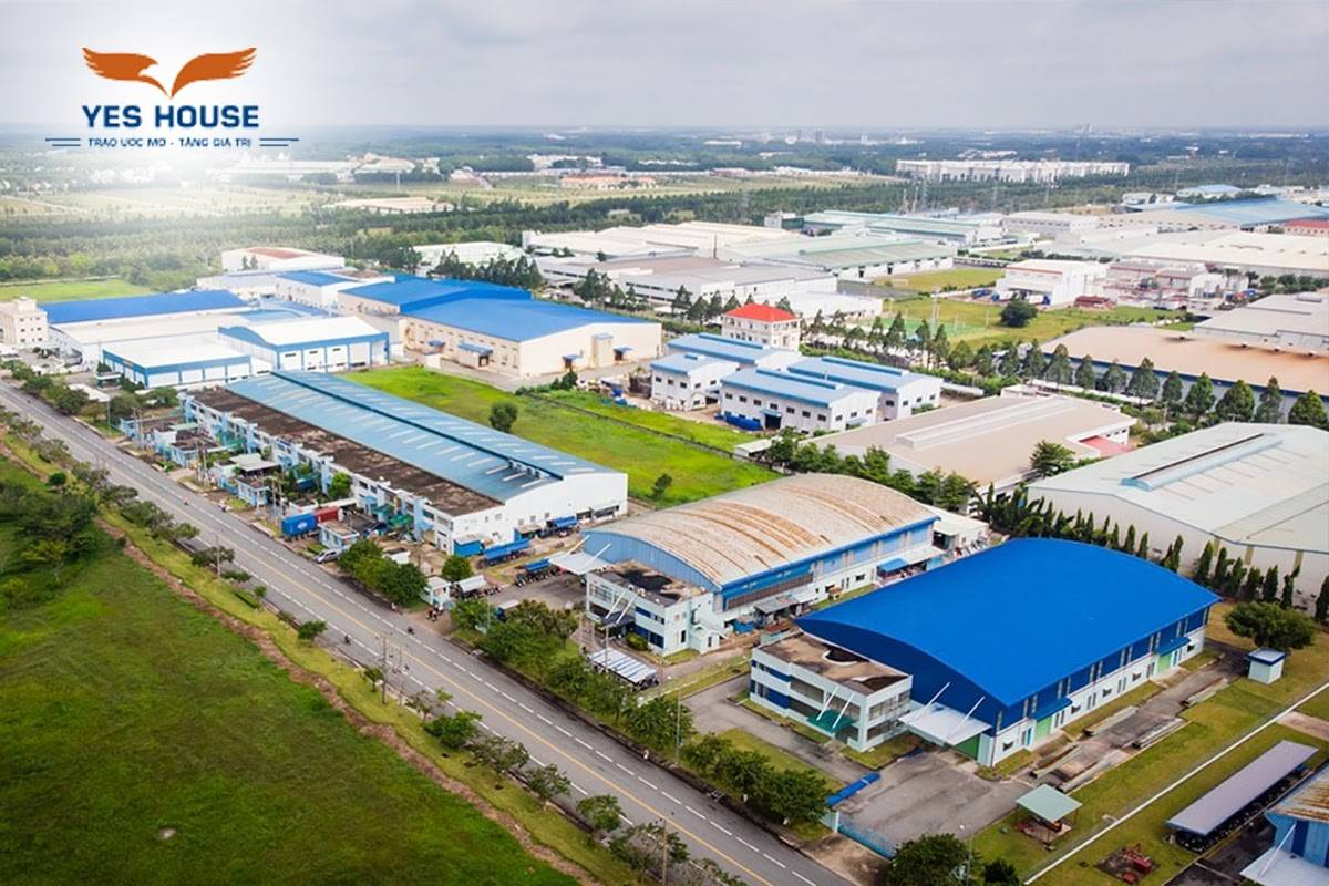 Kế hoạch xây dựng dự án khu công nghiệp Becamex Bình Phước