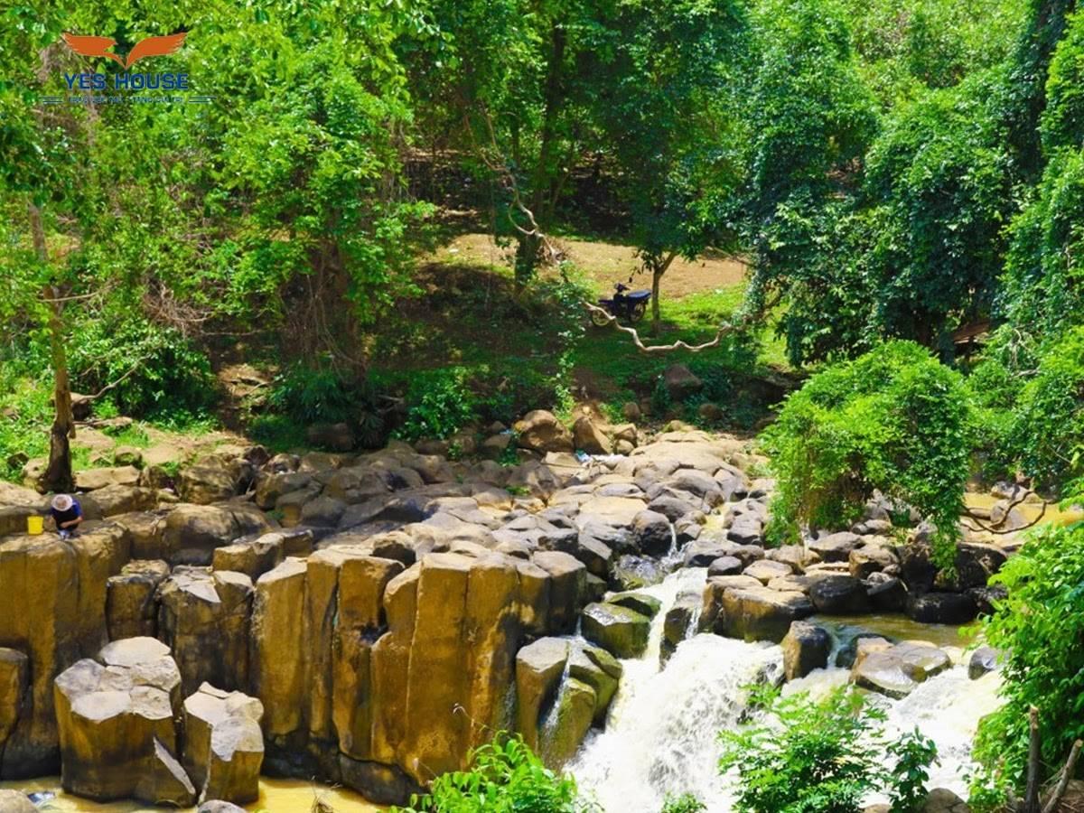 khu du lịch Bình Phước