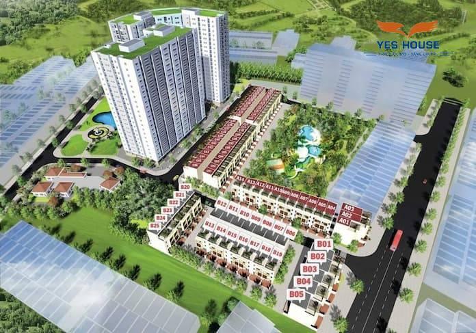 Việc quy hoạch góp phần nâng cao đời sống nhân dân xã Vĩnh Lộc A - Yeshouse