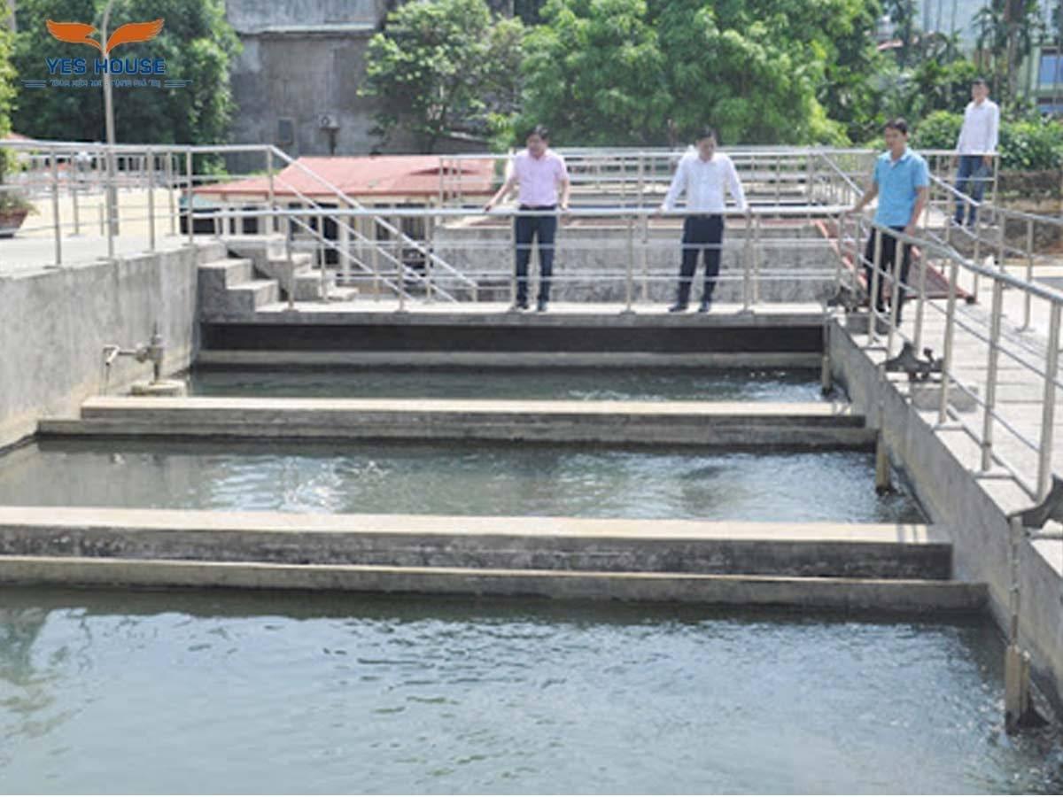 Tìm hiểu về môi trường xung quanh và hệ thống thoát nước