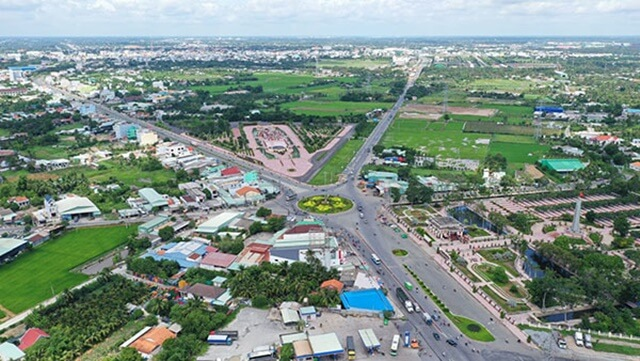 Long An dốc sức đầu tư phát triển hạ tầng