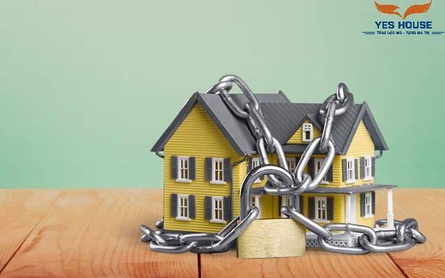 Nhà đất đang thế chấp ngân hàng vẫn có thể mua bán - yeshouse