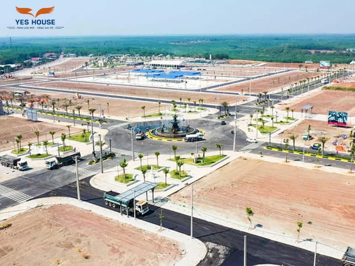 Các làn sóng hạ tầng đầu tư lớn đổ bộ vào Bình Phước