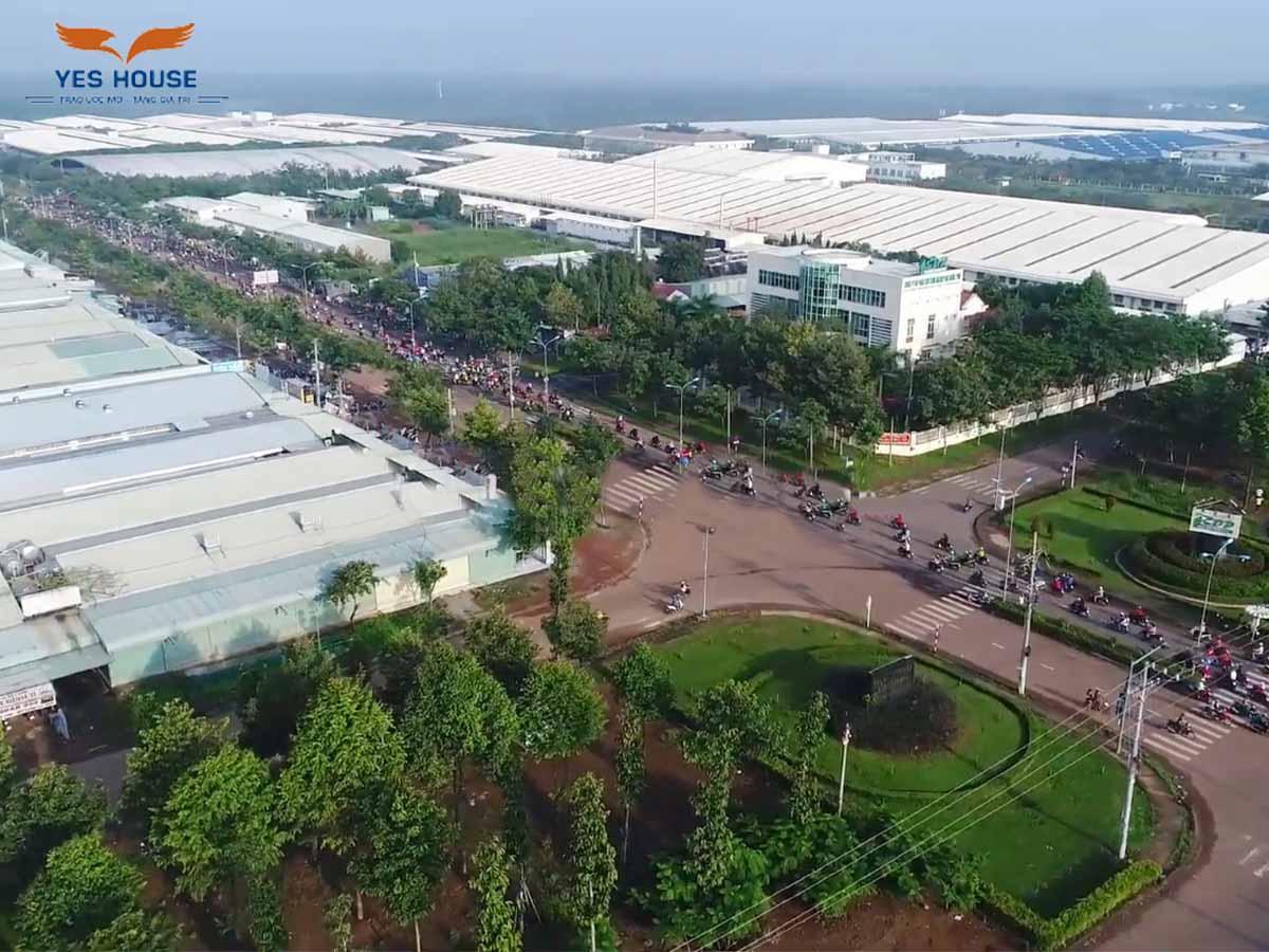 thị trường bất động sản Bình Phước
