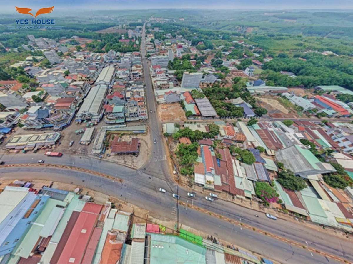 hàng loạt các làn sóng hạ tầng đầu tư lớn đổ bộ vào Bình Phước