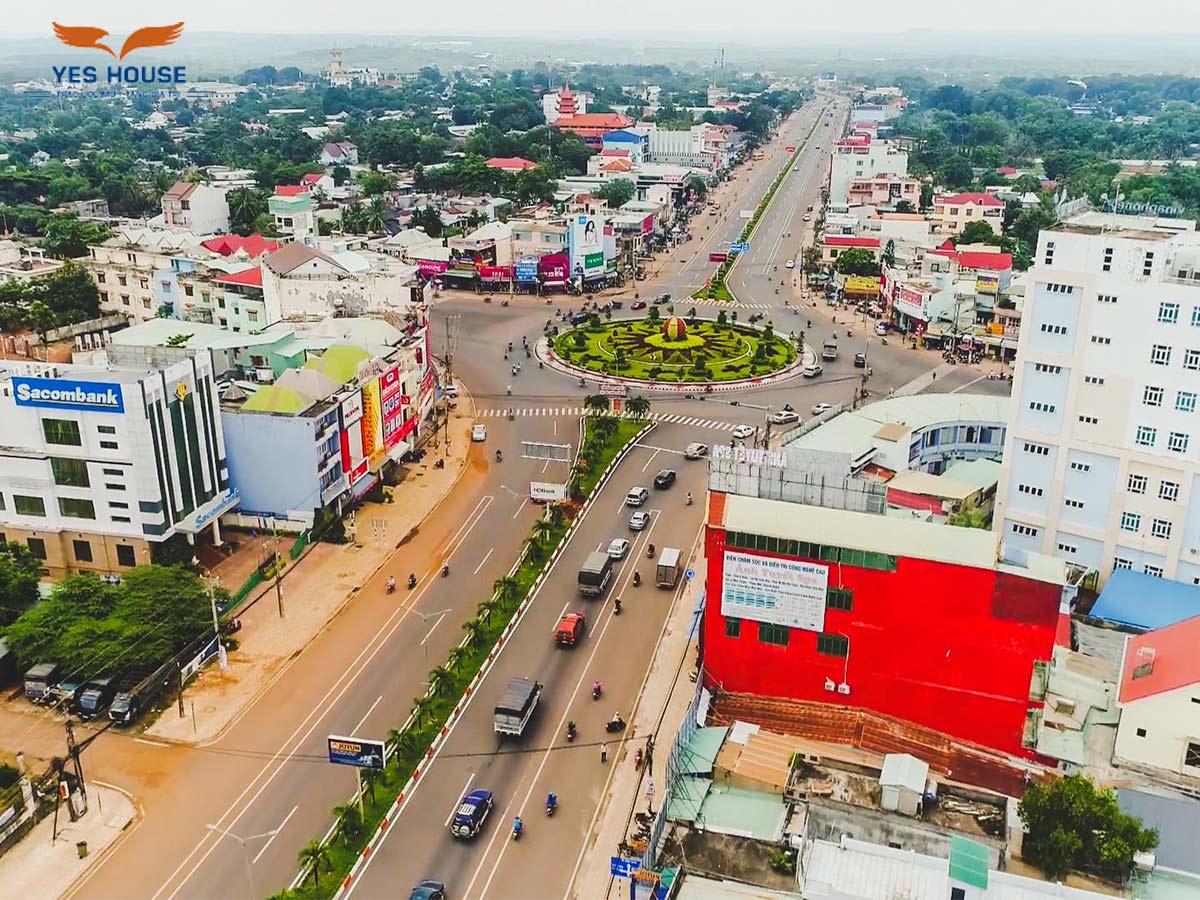 có nên đầu tư ở thị trường bất động sản Bình Phước không?