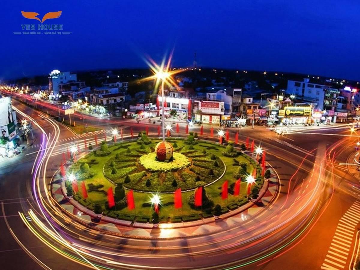 Thành phố Đồng Xoài