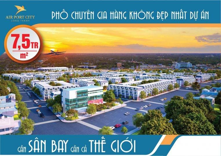 du an Long Thành Airport City - dat nen Long Thanh
