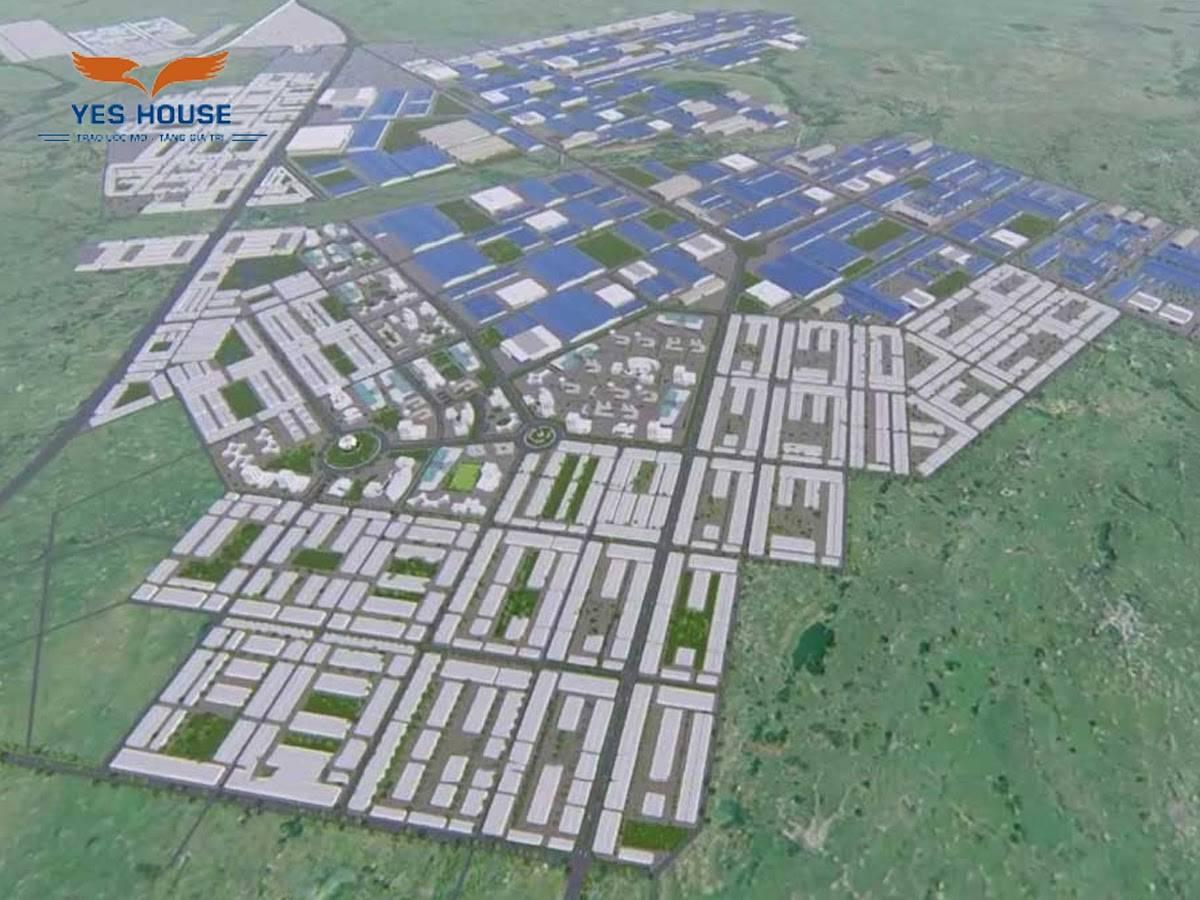 Tổng quan về dự án đất Becamex Chơn Thành - Bình Phước