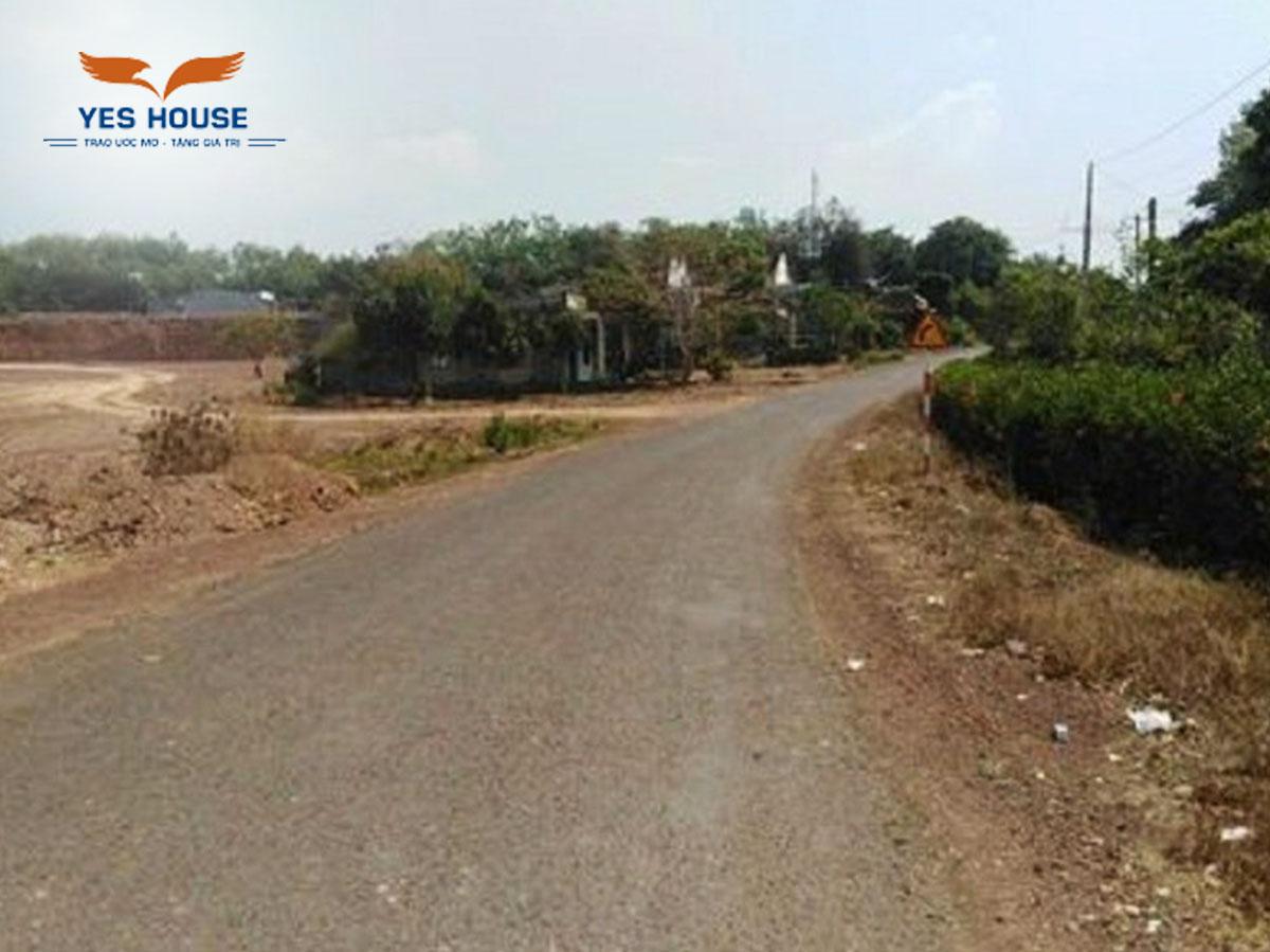 Đôi nét vị trí địa lý của huyện Đồng Phú